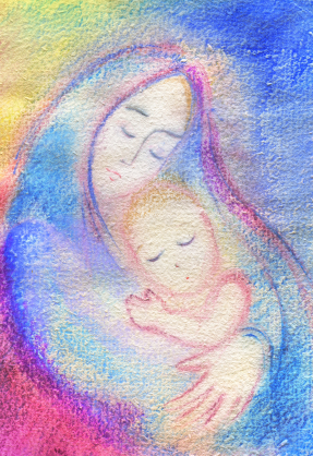 devine mother meditation